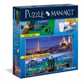 Puzzle 1000x2 Panoramico Kit