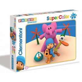 Puzzle 24x2 Pocoyo
