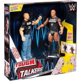 WWE Pack 2 Figura Sonidos Surtida