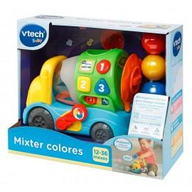Camion Mixter Colores