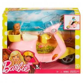 Moto Barbie