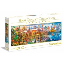 Puzzle 1000 Fantasia Paronamica