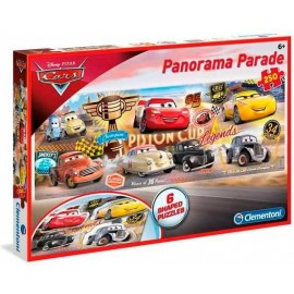 Puzzle 250 Cars Panorama