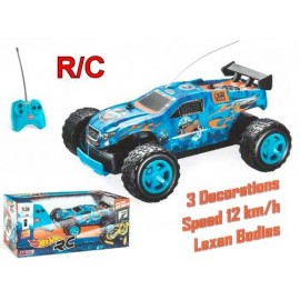 Coche R/C Hot Wheels 1/24