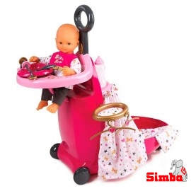 Baby Nurse Trolley