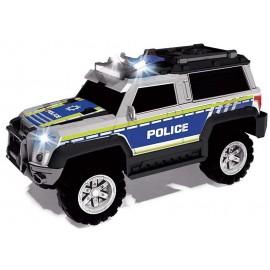 Coche Todoterreno Policia Dickie