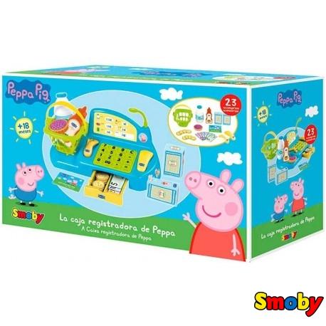 Caja Registradora Peppa Pig
