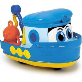 Barco con Ruedas Baño