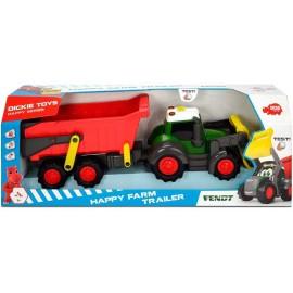 Tractor con Remolque Dickie