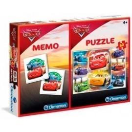 Puzzle y Memo Cars