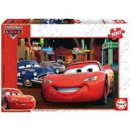 Puzzle 100 Cars