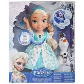 Frozen Elsa Vestido Luminoso