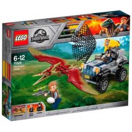 Lego Jurassic Word Caza del Pteranodon