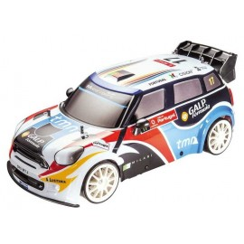 Coche R/C Countryman JCW WRC 1/24