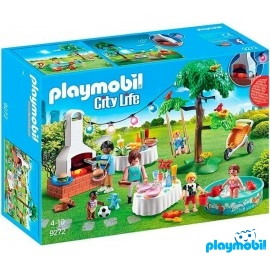 Fiesta en el Jardin Playmobil
