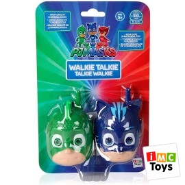 Walkie Talkies Pjmasks