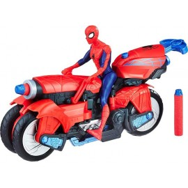 Spider Cycle Spiderman