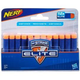 Balas Nerf 12 Elite