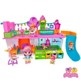Pin y Pon Baby Party