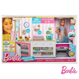 Barbie la Cocina Superchef