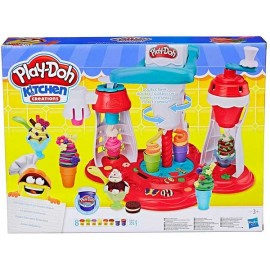 Play Doh Super Heladeria