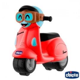 Mini Moto Vespa Roja