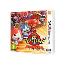 3ds Yo-kai Watch Baster Rojo