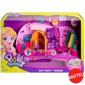 Polly Pocket Habitacion Transformable