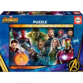 Puzzle 300 Avengers Infinity Wars
