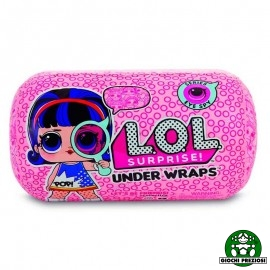 Lol Under Wraps