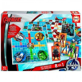 Set 8 Juegos Avengers