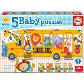 Baby Puzzles Autobus