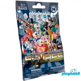 Figura Playmobil Sobre Serie 14 Niño