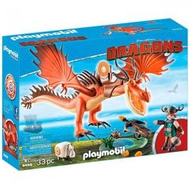 Dragons Garfios y Patan