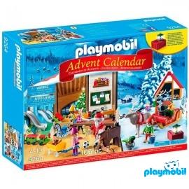 Calendario Taller de Navidad