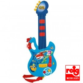 Guitarra Super Wings