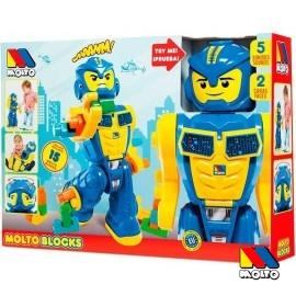 Moto Blocks Robot