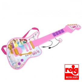 Guitarra Princesas