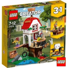 Lego la Casa del Arbol