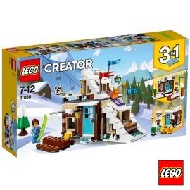 Lego Refugio de Invierno