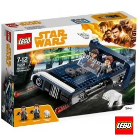 Lego Star Wars Speeder de Han Solo