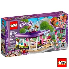 Lego Friends Cafe del Arte