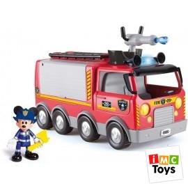 Camion de Bomberos Mickey