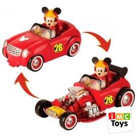 Coche Mickey Roadster