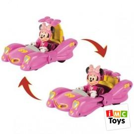 Coche Mickey Minnie