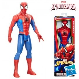 Spiderman Titan Surtido