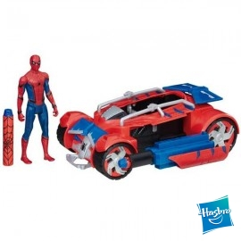 Spiderman Vehiculo Web City