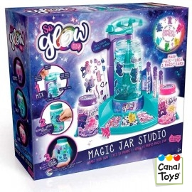 Glow Magic Jar Studio