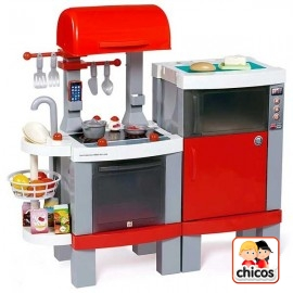 Cocina BBQ Deluxe Chicos