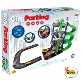 Parking City 4 Plantas